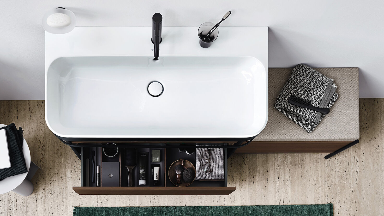 Happy D.2 addition for Duravit