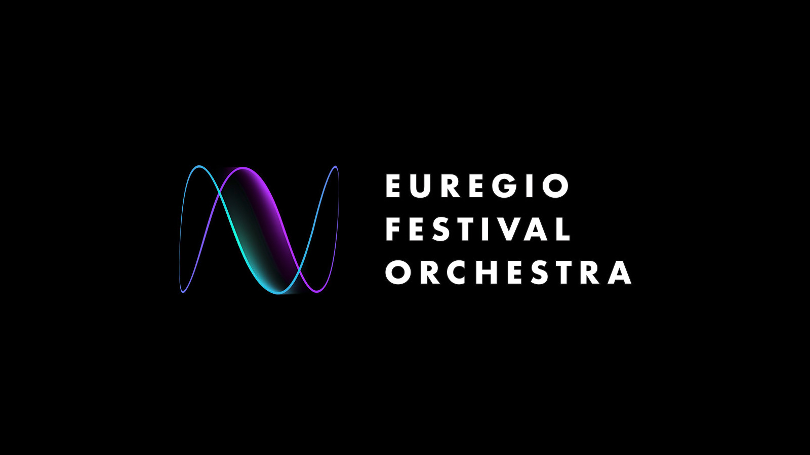 Corporate design for the Euregio Festival Orchestra